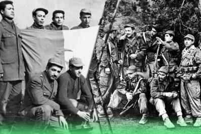Le Mossad arme les juifs contre la Révolution algérienne!