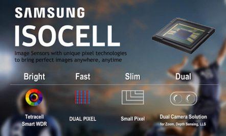 Samsung améliore la précision et la netteté des couleurs des Photos mobiles avec la nouvelle technologie ISOCELL Plus