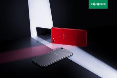 OPPO lance son nouveau smartphone Selfie Expert F7 avec une caméra frontale de 25 MP
