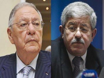 Ouyahia -Ould Abbes, les ''frères ennemis'' du 5e mandat