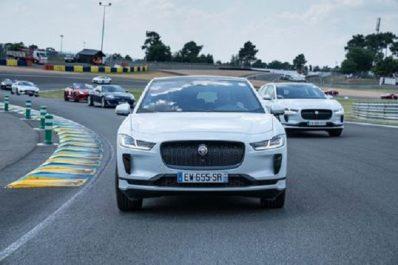 Jaguar Land Rover : Jaguar célèbre ses victoires au Mans