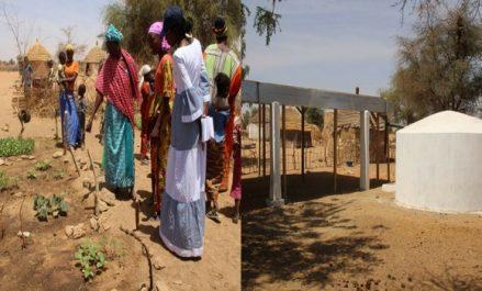 Un nouveau système pour la collecte de l'eau de pluie au profit des pays du Sahel