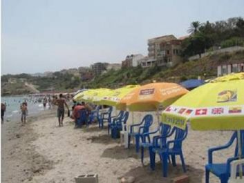 Azeffoun et Tigzirt: Le nombre d'estivants en forte baisse