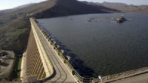 Mise en service du barrage d'Ourkis