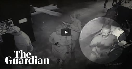 Vidéo: Un Américain de 38 ans vole un requin dans un aquarium !