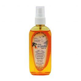 Préparation de la semaine: Crème solaire à base d'huile de carotte