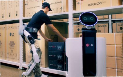 LG inaugure la nouvelle ère de la robotique dotée d'IA avec son robot portable