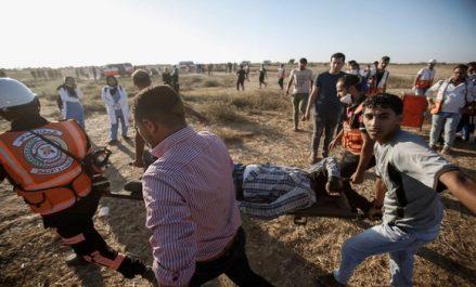 Dix journalistes palestiniens blessés par des tirs israéliens en août