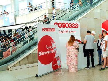 Distribution de cartes Sim à Alger, Oran et Constantine: Ooredoo connecte les familles et offre des cartes SIM aux touristes voyageant en Algérie