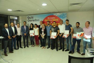 D'autres KIA Picanto à remporter durant l'été: Ooredoo remet les premières voitures aux gagnants de son jeu « Quiz Ooredoo »