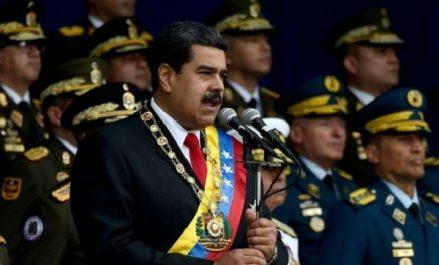 Venezuela: le président Maduro sort indemne d'un attentat au drone