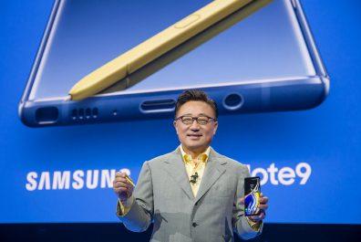 Le nouveau Galaxy Note9 Super Puissant : Pour ceux qui veulent tout avoir en un seul appareil