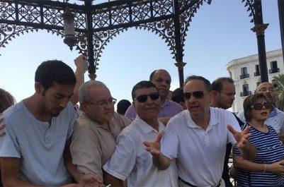 Répression du sit-in pacifique du mouvement mouwatana: Talaie El-Houriat et la Laddh dénoncent