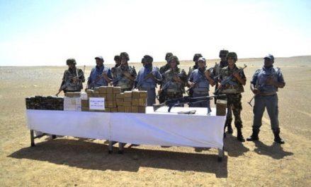 Lutte antiterroriste : une cache contenant un fusil mitrailleur et des munitions découverte à Bordj Badji Mokhtar