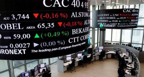 Dans un contexte d'incertitudes Les Bourses européennes s'offrent une respiration