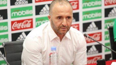 CAN 2019 – Après Gambie-Algérie: Djamel Belmadi pas satisfait du résultat
