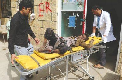 L'Arabie saoudite tue 29 enfants au Yémen