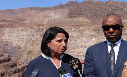 Transport du minerai de fer de la mine El Ouenza: des mesures urgentes pour résoudre le problème de la poussière