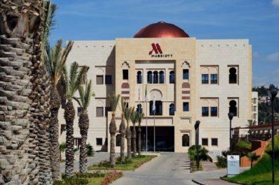 HOTEL MARRIOTT CONSTANTINE en collaboration avec STID EST « Nettoyage du parc de Baaraouia »