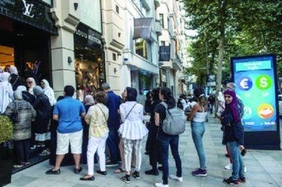Chute de la livre turque: Une aubaine pour les touristes algériens