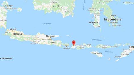 Nouveau séisme sur l'île indonésienne de Lombok, une alerte au tsunami déclenchée