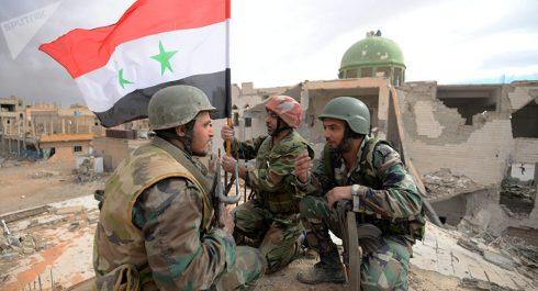 Syrie: L'étau se resserre autour des terroristes à Idleb