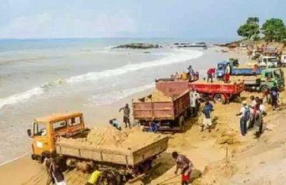 Jijel: Décès d'un jeune pilleur de sable des plages à Taher