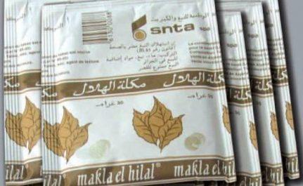 Tiaret: Saisie de 3.200 sachets de tabac à chiquer