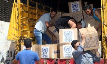 Palestine: des milliers d'employés de l'Unrwa manifestent à Ghaza contre des licenciements prévus