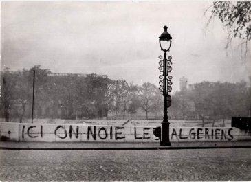 C'était le 17 octobre 1961: Manifestation du FLN à Paris