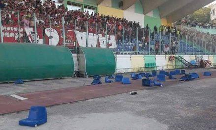 Ligue 1 Mobilis / Match JSK-CRB : arrestation des auteurs du saccage du stade 1er novembre de Tizi-Ouzou