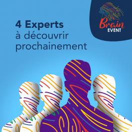 Brain event: un événement entièrement dédié au thème de la réussite