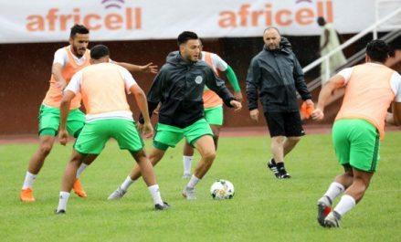 Zetchi: «Belmadi sera aussi l'entraineur de la sélection des joueurs locaux»