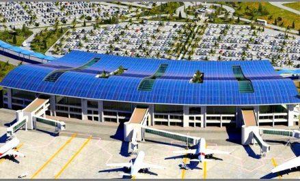 Oran: La nouvelle aérogare de l'aéroport international «Ahmed Benbella» en phase d'équipement