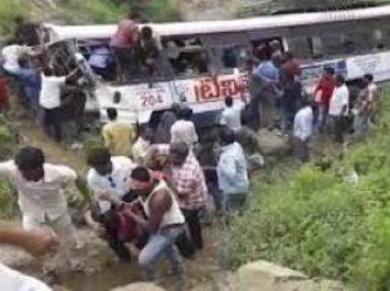 Inde : 50 morts dans un accident de bus