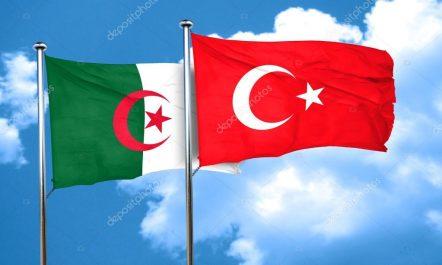 Algérie-Turquie: pour l'instauration de la sécurité et de la paix internationales