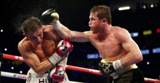 Boxe – championnat du Monde «Moyens»: Alvarez fait tomber Golovkin de son trône