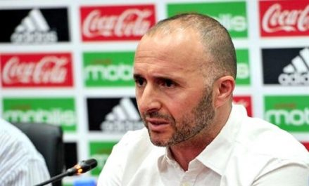 Equipe nationale: Belmadi exige la qualification dès octobre contre le Bénin