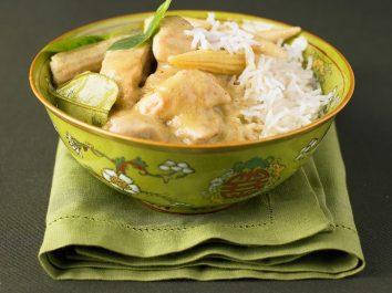 Recette: Crème de riz aux épices