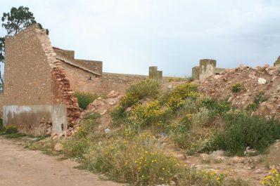 El Kala (El Tarf): L'église Saint Cyprien tombe, inexorablement, en ruine
