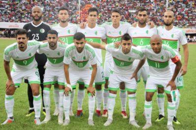 Phase finale de la CAN-2019 et qualifications au Mondial-2022: L'Algérie dans le pot 2