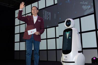 """""""l'IA pour une vie meilleure"""" les dirigeants de LG présentent une nouvelle vision de l'ia lors de la séance d'ouverture de l'IFA 2018"""