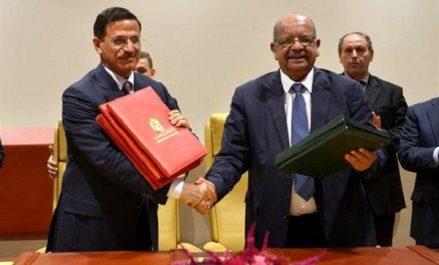 Commission mixte algéro-émiratie: signature de quatre conventions de coopération