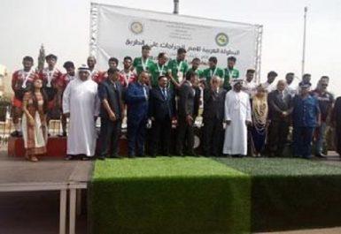 Championnat arabe des nations de cyclisme : L'Algérie décroche le titre