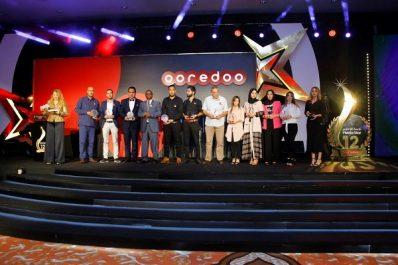Cérémonie de remise des prix de la 12ème édition de Media Star: Ooredoo récompense les talents journalistiques algériens