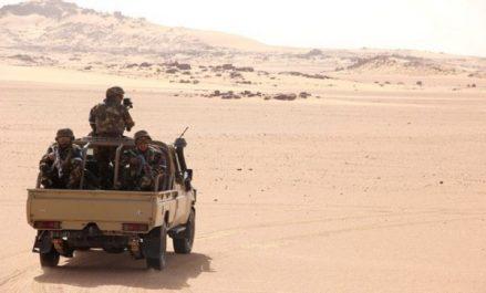 Un terroriste se rend aux autorités militaires à Adrar