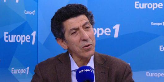 Slimane Zeghidour, en tournée dans les instituts français d'Algerie