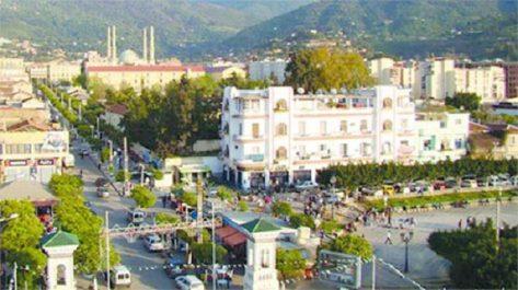 Blida: Les commerçants du marché Guessab protestent devant le siège de la Wilaya