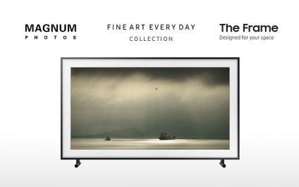 Samsung s'associe à Magnum Photos pour présenter la Collection «Fine Art, Everyday» sur la Television the Frame