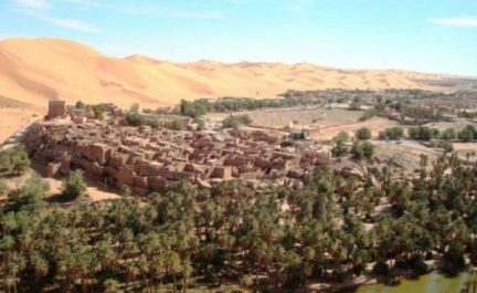 Saison du tourisme saharien à Bechar: Taghit s'apprête à accueillir ses visiteurs
